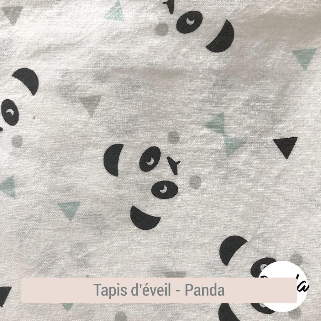 tissus panda