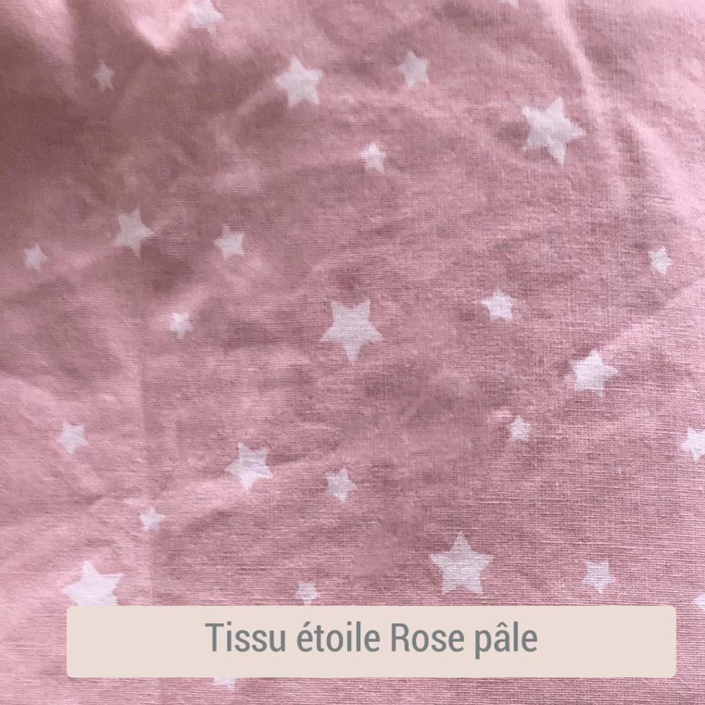tissus-étoile-rose-pâle