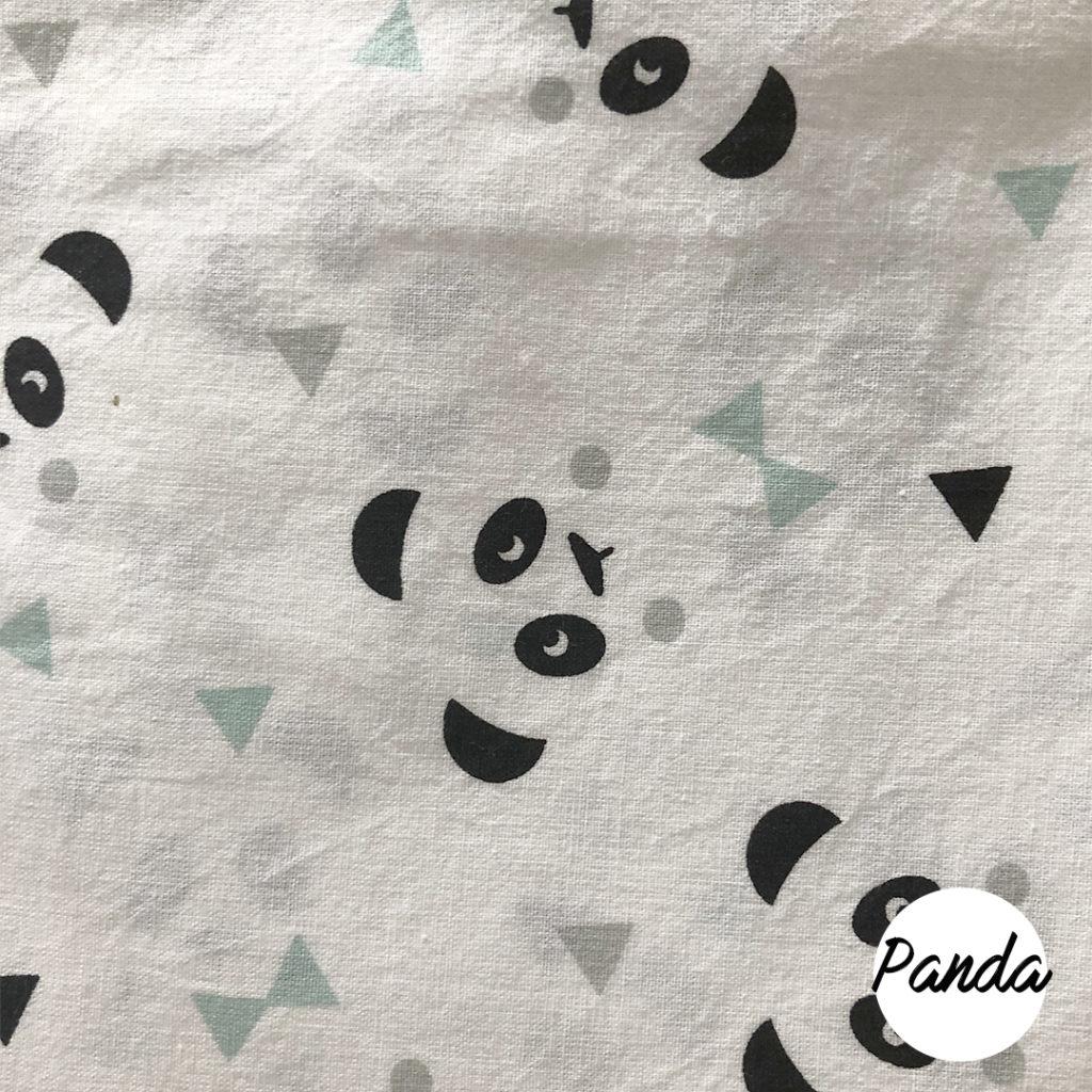 tissus-imprimés-panda
