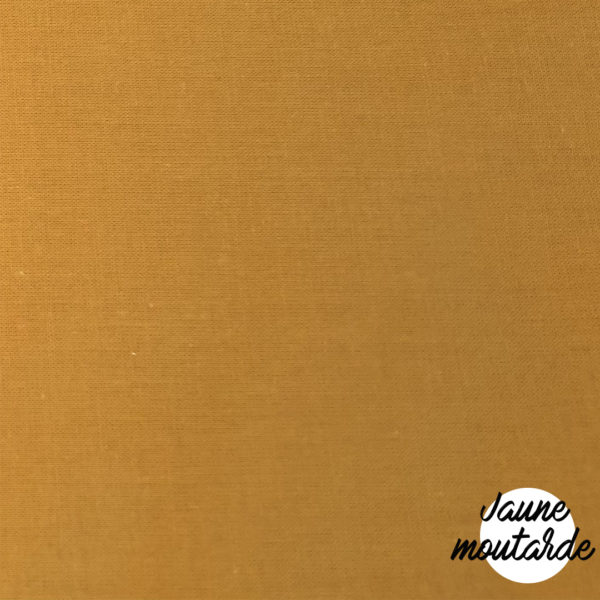 tissus-jaune
