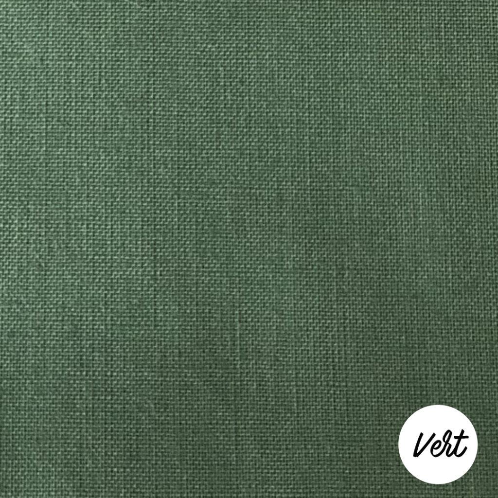 tissus-vert