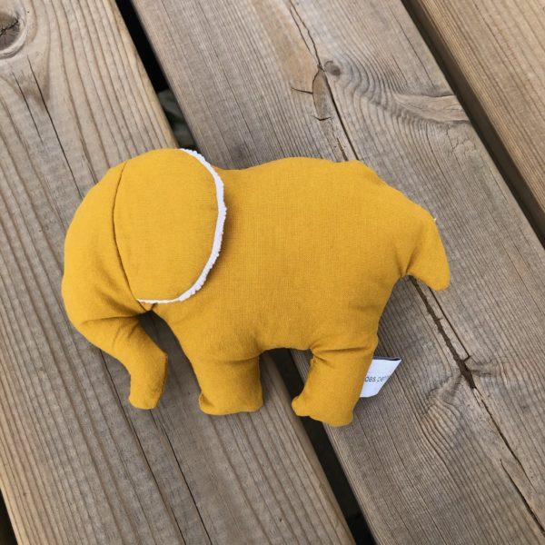 petit éléphant oeko tex enfant