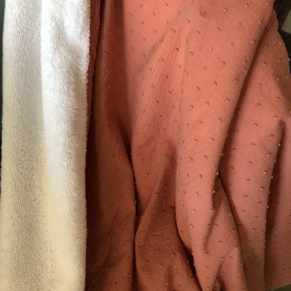 couverture bébé été