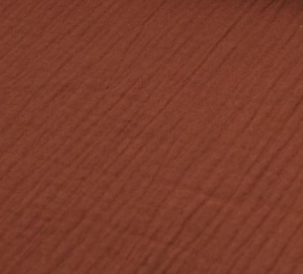 Tissu-double-gaze-terracotta-la-lanture-des-petits
