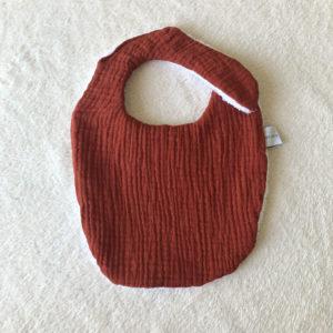 bavoirs-bébé-terracotta